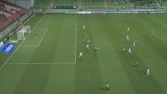 Melhores momentos de América-MG 2 x 0 Caldense pelo Campeonato Mineiro
