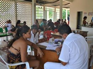 Casos de dengue reduziram em uma semana em Cruzeiro do Sul  (Foto: Vanísia Nery/ G1)