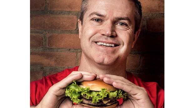 Paulo Camargo, presidente da divisão Brasil da Arcos Dorados, operadora da marca McDonald's (Foto: Durval Lima)