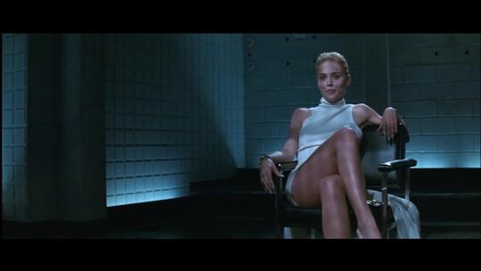 Atriz Sharon Stone completa 60 anos
