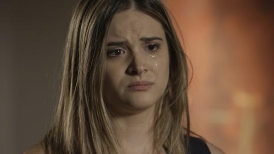 Internautas são só elogios para Juliana Paiva, em 'A Força do Querer'
