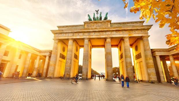 Portão de Brandenburgo, na Alemanha (Foto: Thinkstock)