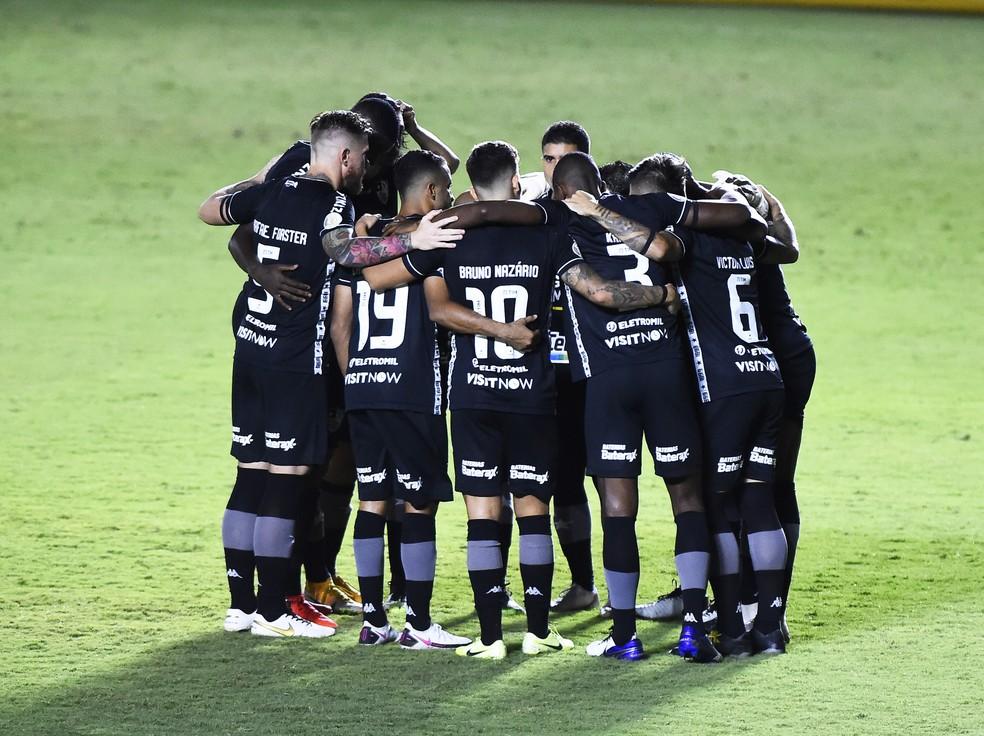 Botafogo faz sua pior campanha no Brasileirão de pontos corridos — Foto: André Durão/ge