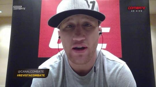 Justin Gaethje diz que pretende dar grande show na luta principal no próximo UFC