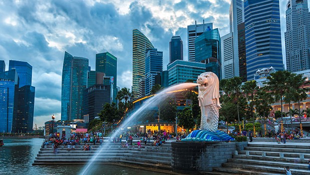 Cingapura (Foto: Reprodução/Facebook)