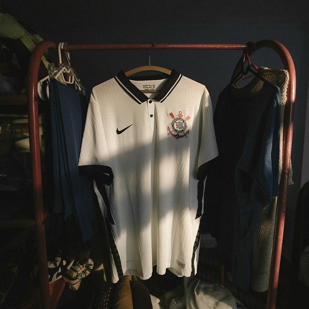 Nova camisa do Corinthians custa entre R$ 249 e R$ 399 — Foto: Divulgação