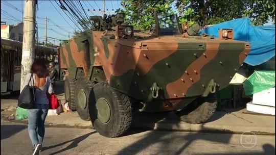 1 militar e 5 suspeitos morrem em confronto em comunidades do Rio