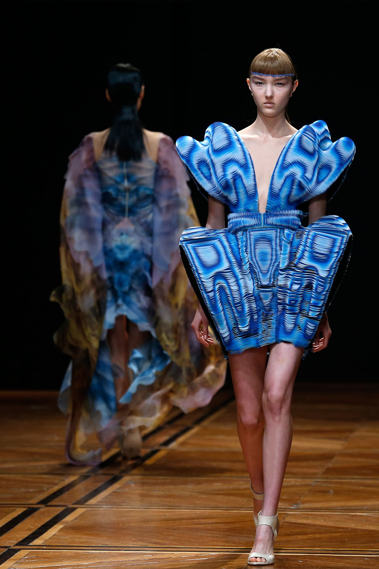 Iris Van Herpen (Foto: Getty Images)
