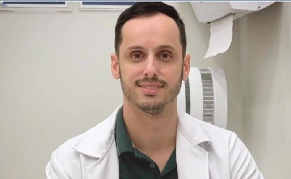O médico Andrade Lopes Santana, está desaparecido desde o dia 24 de maio, quando saiu de casa em direção à cidade de Feira de Santana  — Foto: Reprodução/TV Subaé