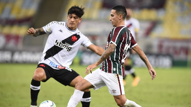 Dodi Cano Fluminense x Vasco Maracanã