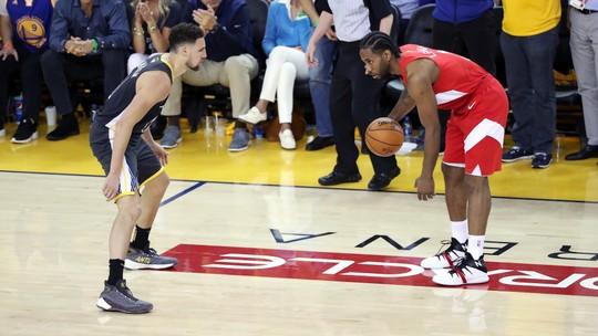 Melhores momentos: Golden State Warriors 92 x 105 Toronto Raptors, pela NBA