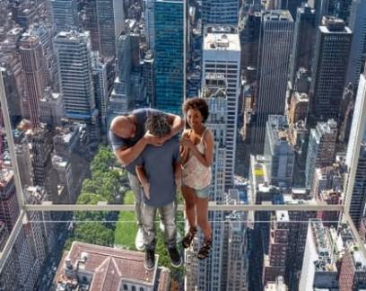 Prédio em NY levará turistas a mais de 360 m de altura em elevador de vidro