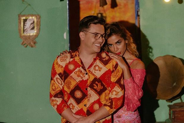 Wesley Safadão e Anitta (Foto: Divulgação)