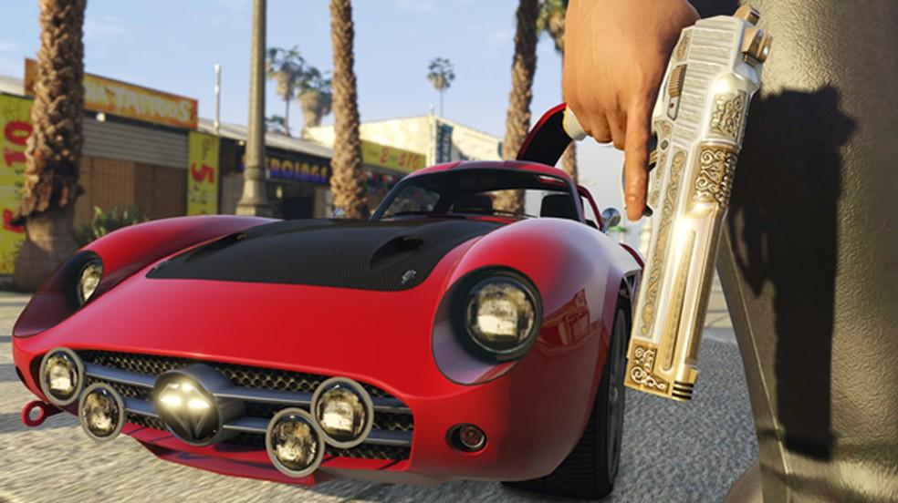 GTA 6 já é um dos games mais esperados da próxima geração antes mesmo de ser anunciado — Foto: Divulgação/Rockstar