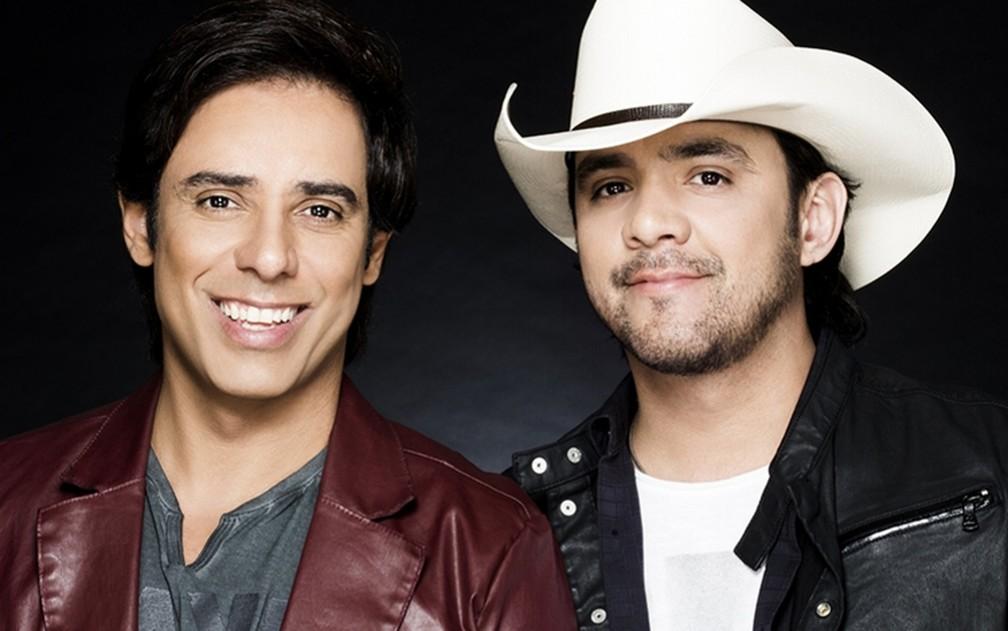 A dupla sertaneja Guilherme e Santiago (Foto: Divulgação)