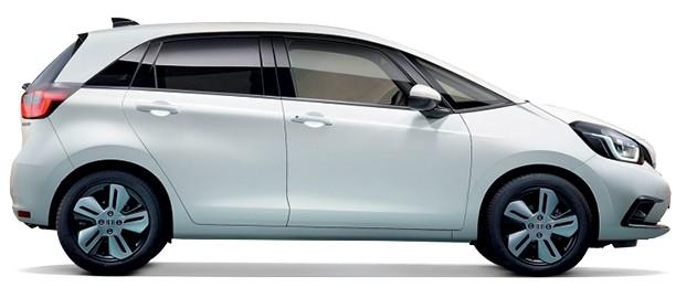 Honda FIt (quarta geração) (Foto: Divulgação)