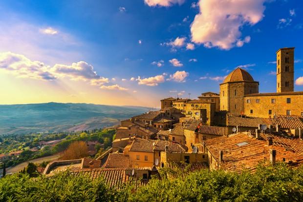 Vila Volterra, em Pisa, na Itália (Foto: Thinkstock)