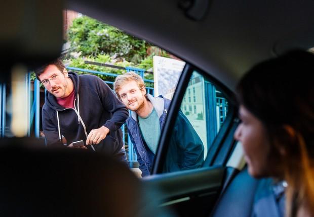 Uber lança nova modalidade de transporte de passageiros