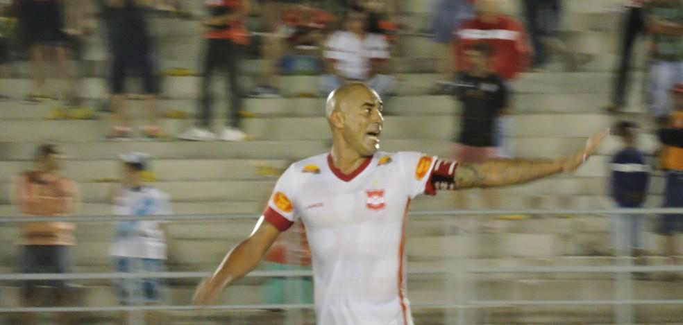 Fábio Bilica é um dos jogadores do novo São Paulo Crystal (Foto: Divulgação / Auto Esporte)