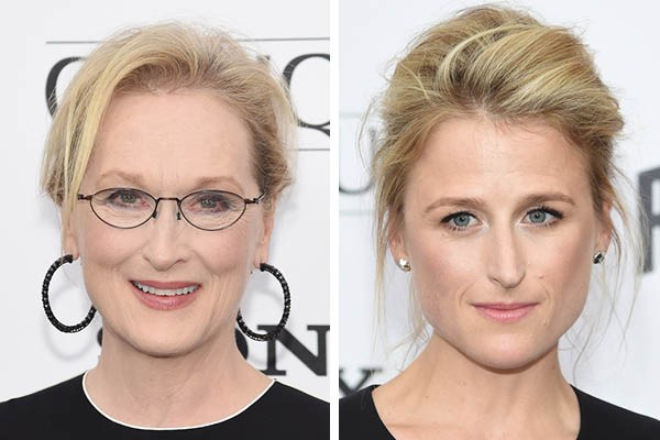 Meryl Streep e Mamie Gummer (Foto: Getty Images)
