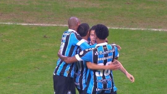 Base salva o Grêmio nos últimos jogos, e anima direção em renovação gradual para 2020/2021