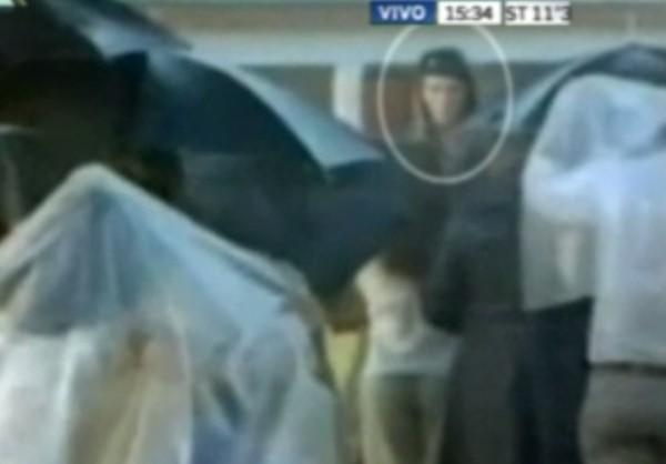 """Pitana fez o papel de um guarda penitenciário no filme """"La furia"""" (1997), do diretor Juan Bautista Stagnaro. (Foto: Reprodução)"""