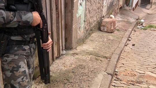 Brigada Militar faz operação contra o tráfico de drogas em Porto Alegre e Região Metropolitana