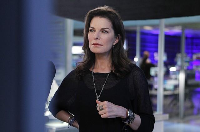 Sela Ward em cena de 'CSI: Nova Iorque' (Foto: Reprodução)