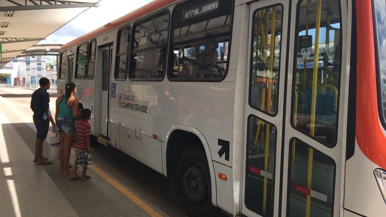 Gratuidade no transporte público para pessoas com deficiência tem novo critério, em Campina Grande  - Notícias - Plantão Diário
