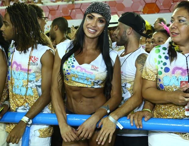 Gracyanne Barbosa (Foto: Roberto Filho / AGNews)