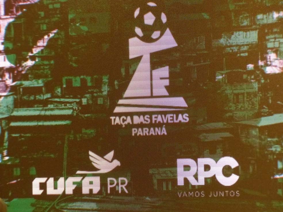 Fique ligado na Taça das Favelas Paraná 2019 — Foto: GloboEsporte.com