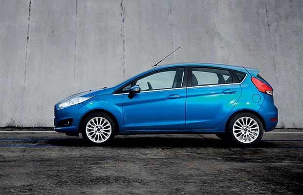 Ford New Fiesta Vers 245 Es Pre 231 Os E Todos Os Custos Do