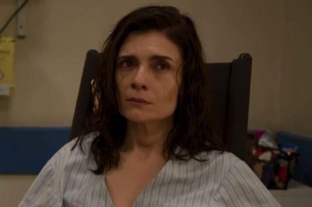 Arieta Corrêa, a Leila de 'Amor de mãe' (Foto: Reprodução)