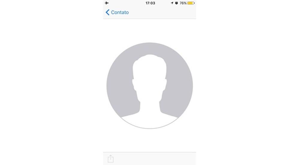 Foto do perfil não é exibida para pessoas que foram bloqueadas no WhatsApp — Foto: Reprodução/Carolina Ribeiro