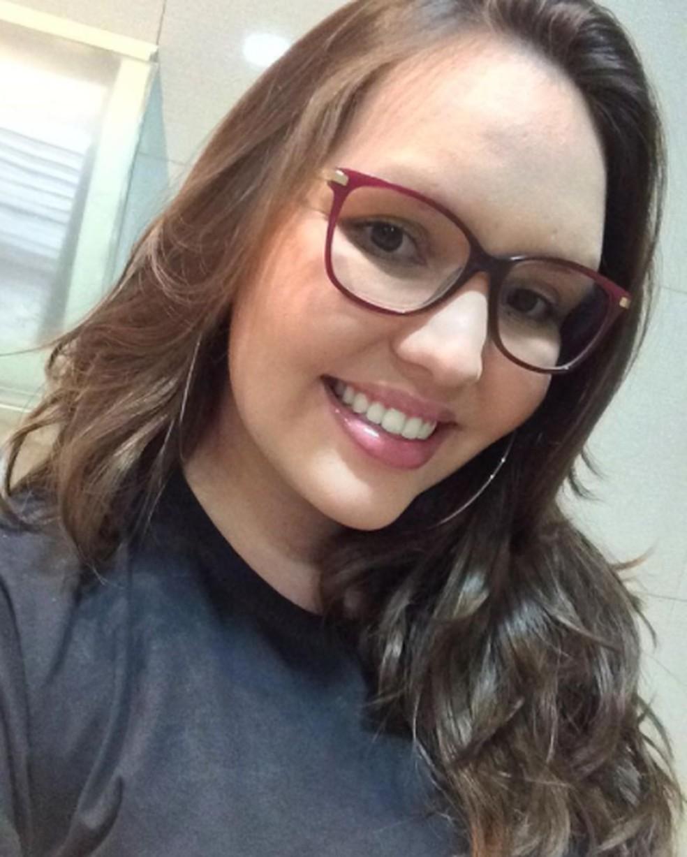 Micaelly Larissa Ignatz Macedo, de 23 anos, morreu após contrair Covid-19 — Foto: Instagram/Reprodução