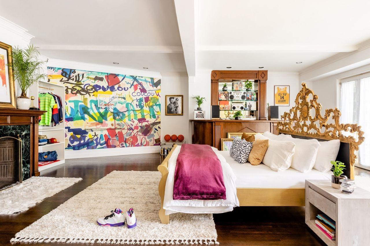 Mansão de 'Um Maluco no Pedaço' poderá ser alugada no Airbnb (Foto: Divulgação/Airbnb)