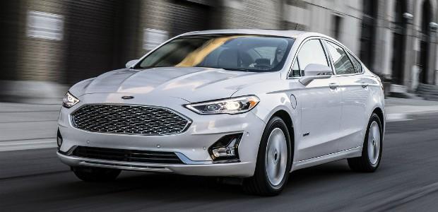 Ford Fusion 2019 (Foto: Divulgação)