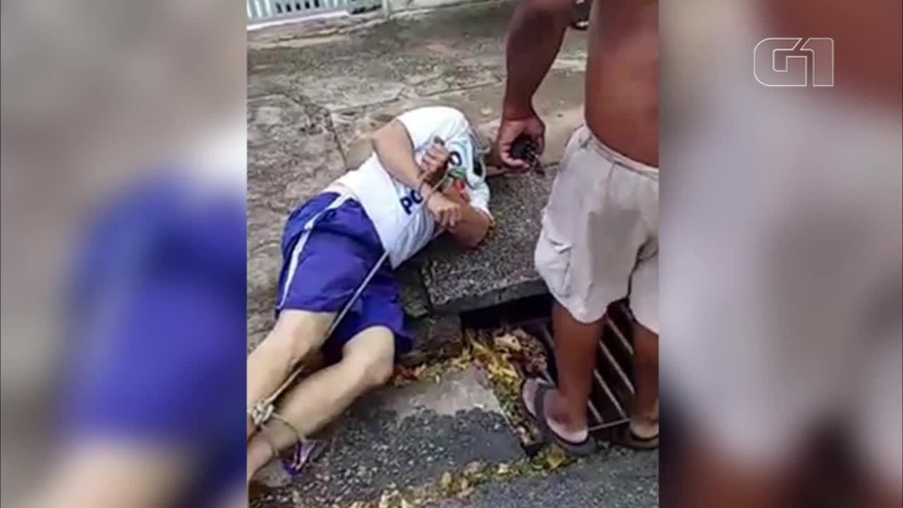 Homem morre linchado após matar mulher a facadas em Jundiaí