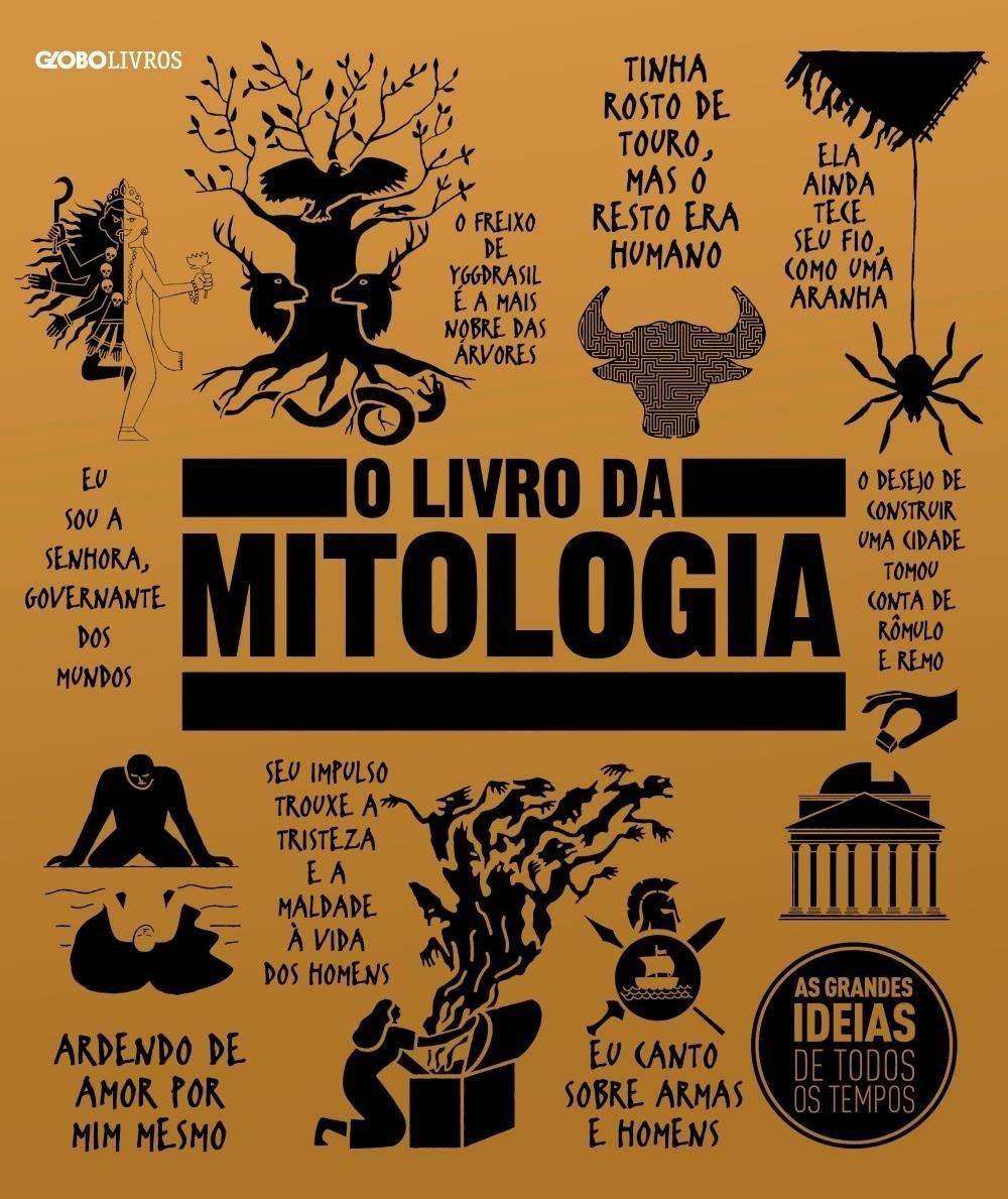 O Livro da Mitologia para impressionar a pessoa amada que adora ler (Foto: Divulgação)