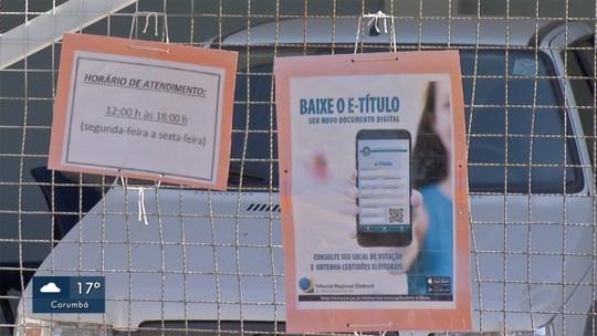 Biometria: 48 mil eleitores precisam fazer cadastro em Três Lagoas