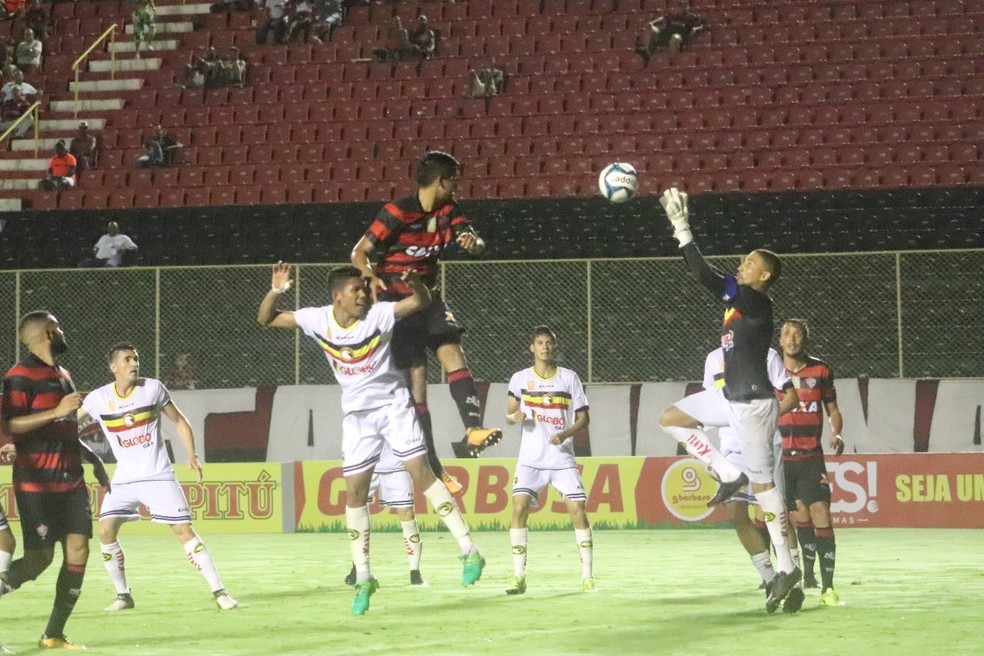 Vitória terminou fase na liderança por número de gols marcados  (Foto: Maurícia da Matta/Divulgação/EC Vitória)