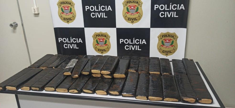 Polícia Civil de Campinas (SP) registrou aumento nas apreensões de drogas entre março e julho — Foto: Polícia Civil