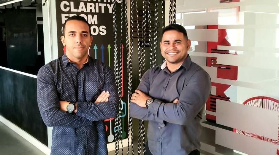 Alan Montenegro e Nielson Ribeiro, sócios da ETC Soluções (Foto: Divulgação)