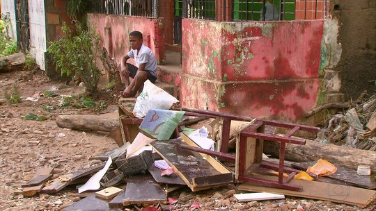 Vai a 27 número de municípios em estado de emergência devido às enchentes em Pernambuco