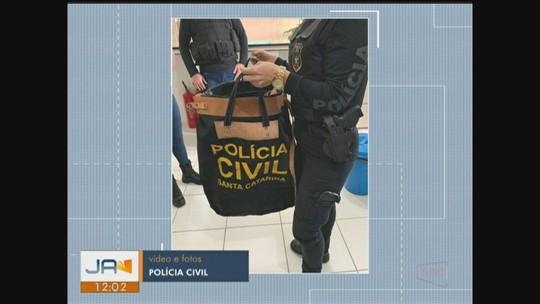 Polícia investiga suspeita de venda de históricos e certificados escolares falsos no Sul