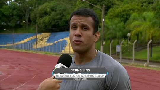 Brasileiros comemoram bronze herdado da Olimpíada de Pequim