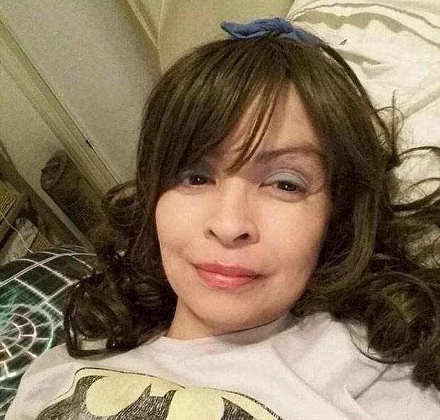 Vanessa Marquez, que viveu a enfermeira Wendy em Plantão Médico (Foto: Reprodução Facebook)