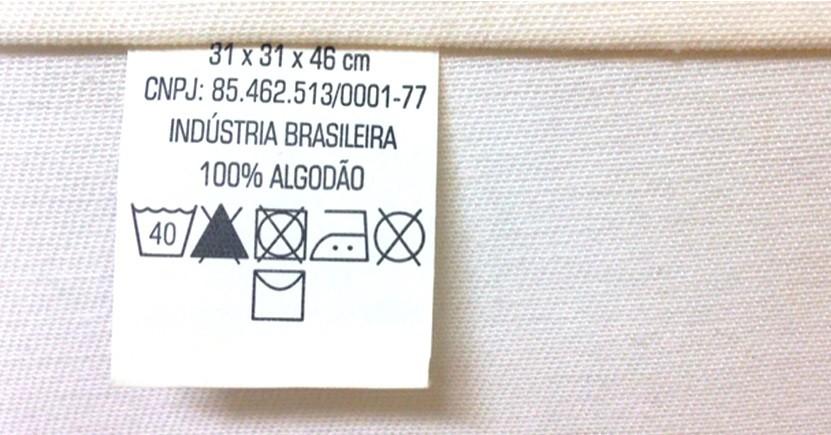 Saiba o que significa cada símbolo da etiqueta de roupa (Foto: Divulgação)