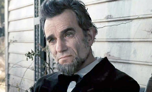 Daniel Day-Lewis em  cena de Lincoln (Foto: Divulgação)