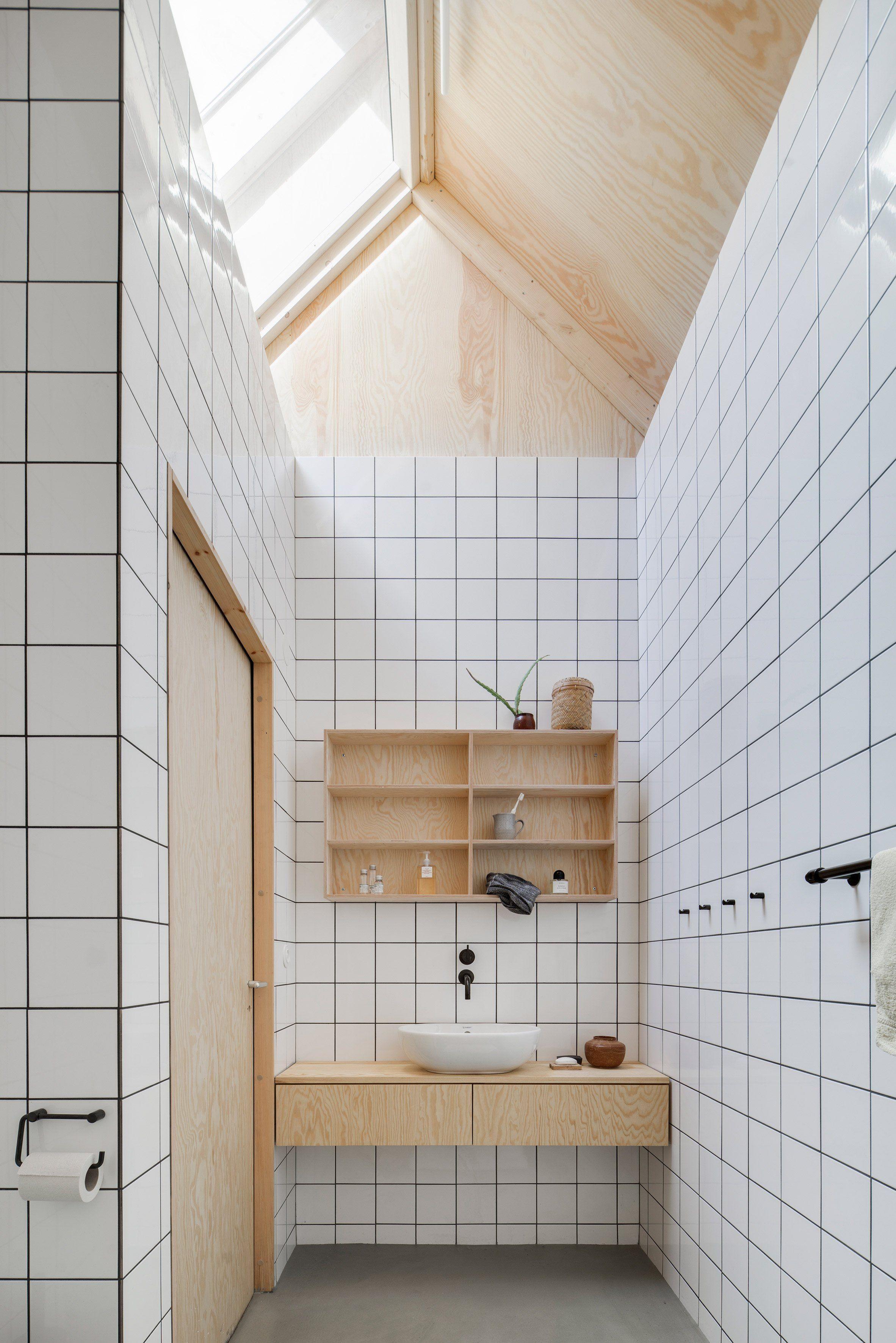 Compensado na decoração: 6 projetos que utilizam o material  (Foto: Markus Linderoth)